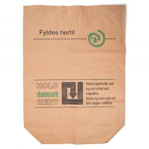 Papiraffaldssæk 110 liter