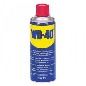Smøreolie Multi WD-40 á 400 ml