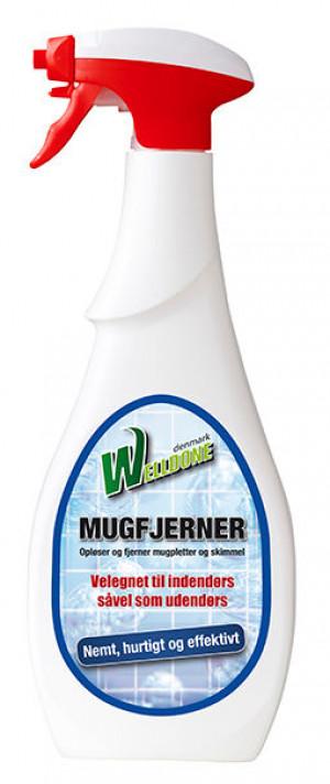 Welldone mugfjerner 750ml