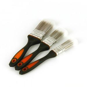 Penselsæt m/3 pensler 2-komponent