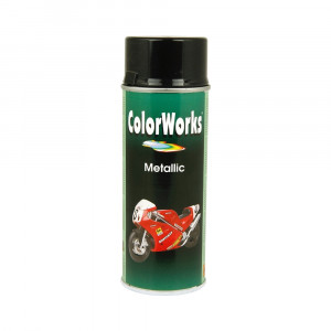 Spraymaling Met Blå