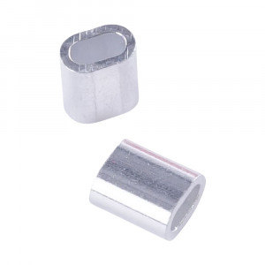 Wireklemmer, 2,5 mm, 6 stk.