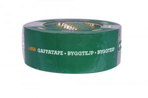 Gaffatape 48x50m sølv