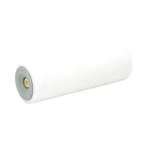 Glat rullevalse 18 cm, filt, lak