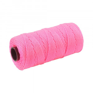 Nylon Murersnor.NeonRø 1.2mm100m