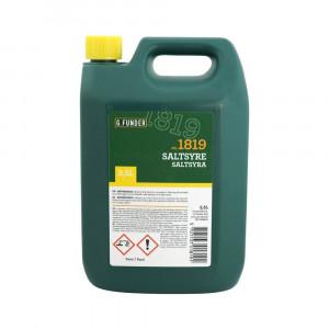 Saltsyre 2,5 L